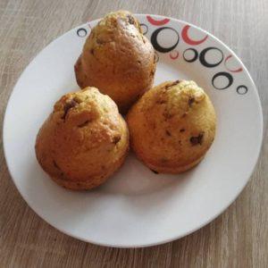 Einfaches muffins