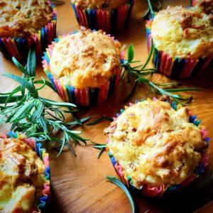 englische Puten-Muffins
